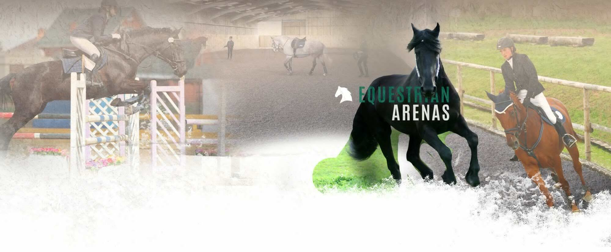 Buy Rubber Mulch for Equestrian Arenas
