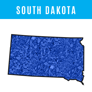 South Dakota Rubber Mulch
