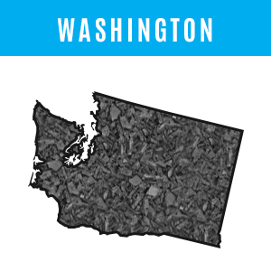 Washington Rubber Mulch