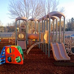 Playground Rubber Mulch for Daycare