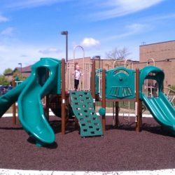 Best Rubber Mulch® for Playgrounds and Parks