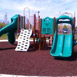 Pre-School Playground Rubber Mulch