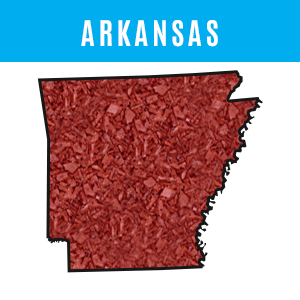 Arkansas Rubber Mulch