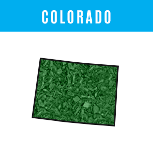 Colorado Rubber Mulch