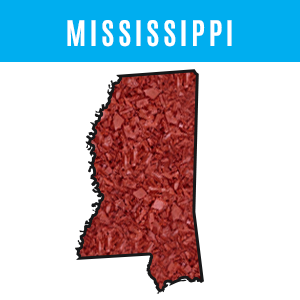 Mississippi Rubber Mulch