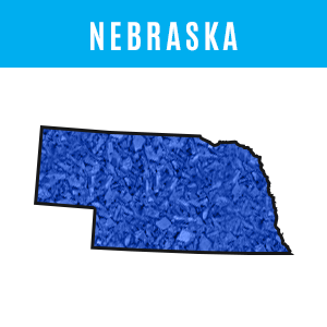 Nebraska Rubber Mulch