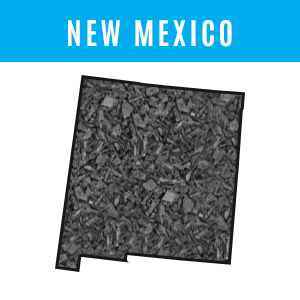 New Mexico Rubber Mulch