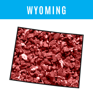 Wyoming Rubber Mulch