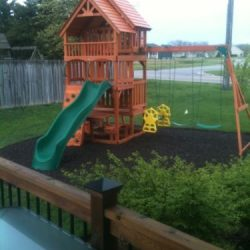 Residential Playground Material